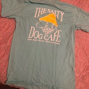 Tops - Salty dog cafe T-shirt